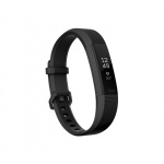 Fitbit Alta HR Black Gunmetal - Small, FB408GMBKS-EU