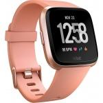 Fitbit Versa - Peach / Rose Gold Aluminum, FB505RGPK-EU
