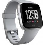 Fitbit Versa - Gray / Silver Aluminum, FB505SRGY-EU