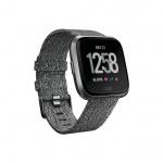 Fitbit Versa - Charcoal Woven, FB505BKGY-EU