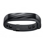 Jawbone UP3 wristband - Black Twist, JL04-0303ABD-EU1