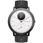 Withings Steel HR Sport (40mm) - White, HWA03b-40white-sp