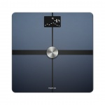 Nokia Body+ Full Body Composition WiFi Scale - Black, WBS05-Black-All-Inter