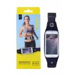 Aligator Sportovní pásek na běhání L (6''),černé, 29190122