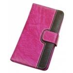 Aligator Pouzdro BOOK CHEERY vel. XL (5-5,5 inch) růžové, PBOCHEXLPK