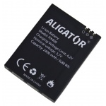 Aligator baterie RX400 eXtremo Li-Ion 2400mAh bulk, ARX400BAL