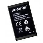 Aligator baterie R11 eXtremo Li-Ion 1200mAh bulk, AR11BAL