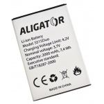 Aligator baterie S515 Duo, Li-Ion 2000 mAh bulk, AS515BAL