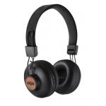 MARLEY Positive Vibration 2.0 Bluetooth - Signature Black, bezdrátová sluchátka přes hlavu, EM-JH133-SB