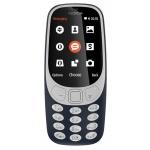Nokia 3310 Single SIM 2017 Blue, A00028098