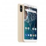 Xiaomi Mi A2 (4GB/64GB), Gold, 6941059609797