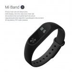 Xiaomi MiBand 2 Black, MGW4024GL