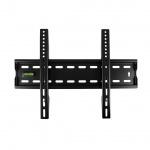 """4World 4W Fixní držák pro LCD 17-43"""" SLIM nosn. 40kg BLK, 07458-BLK"""