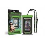 SEAWAG Voděodolné pouzdro pro telefon Černá/Zelená, SEAWAG_B4X