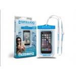 SEAWAG Voděodolné pouzdro pro telefon Bílá/Modrá, SEAWAG_W2X