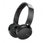 SONY sluchátka MDR-XB650BT bezdr.handsfr, černé, MDRXB650BTB.CE7
