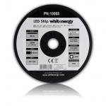 Whitenergy WE LED páska 50m SMD5050 7.2W/m 10mm teplá bílá, 10068
