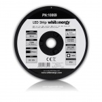 Whitenergy WE LED páska 50m SMD5050 14.4W/m 10mm studená bílá, 10069