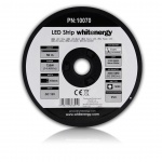 Whitenergy WE LED páska 50m SMD5050 14.4W/m 10mm teplá bílá, 10070
