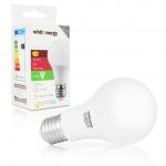 WE LED žárovka SMD2835 A60 E27 5.5W teplá bílá, 10223