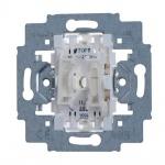 ABB přístroj spínače 6+6 (6+1) střídavý dvojitý, 3559-A52345