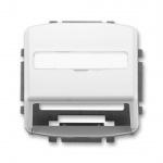 Abb Tango kryt zásuvky komunikační bílá, 5014A-A100 B