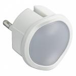 Legrand LED světlo noční do zásuvky bílé, 050678