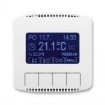 Abb Tango termostat programovatelný bílá, 3292A-A10301 B
