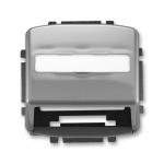Abb Tango kryt zásuvky komunikační kouřová šedá, 5014A-A100 S2