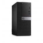 Dell PC OptiPlex 5050 MT i5-6600/8GB/1TB/R5-430-2GB/W10P/5rNBD, 5050-SPEC522