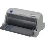 EPSON LQ-630, A4, 24 jehel, 360 zn/s, USB 2.0, C11C480141