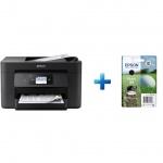 Epson WorkForce Pro WF-3720DWF+ černý inkoust zdarma, C11CF24402