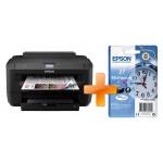 WorkForce Pro WF-7210DTW + sada inkoustů 27, C11CG38402