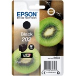 EPSON ink černá 202 Premium-singlepack 6,9ml,stand, C13T02E14010