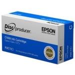 Epson Pokladní Systémy EPSON Ink Cartridge for Discproducer, Cyan, C13S020447