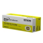 Epson Pokladní Systémy EPSON Ink Cartridge for Discproducer, Yellow, C13S020451