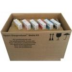 Epson Pokladní Systémy DVD- Standard Inkjet Media (900DVDs + 1 set Ink), 5121490