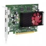 HP AMD Radeon RX 550 4GB 2DP Card, 3TK71AA