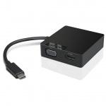 Lenovo USB C Travel  Hub, GX90M61237