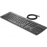 HP PS/2 Slim Business Keyboard - CZ, N3R86AA#AKB