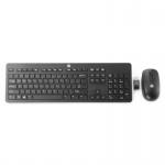 HP Wireless Slim Business Keyboard & Mouse SK, N3R88AA#AKR