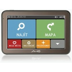 "MIO Spirit 7100 GPS navigace, LCD 5"", mapy EU (44), 5413N5020074"