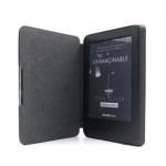 C-TECH pouzdro Kindle 8 Touch Hardcover wake/sleep, černé, AKC-12BK