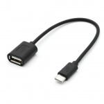 TB Touch Cable USB CM - OTG USB AF, 15cm, black, AKTBXKU4PAC015B