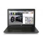 HP ZBook 15 G4 FHD/i7-7700HQ/16G/256G/NVIDIA M2200/VGA/HDMI/RJ45/WFI/BT/MCR/FPR/3RServis/W10P, Y6K27EA#BCM