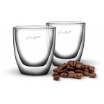 LT9009 SET 2KS ESPRESSO 80ML VASO LAMART