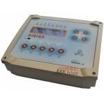 ŠKOLNÍ ZVONĚNÍ SIRIUS-A S MP3, DCF/GPS šedá