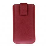 Pouzdro Colour V11 (14 x 7 cm) červená 8591194099830