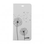 "Pouzdro Flipbook iPhone 5 / iPhone 5S / iPhone SE ""Dandelion"""