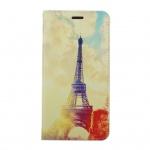 """Pouzdro Flipbook Samsung Galaxy S8 """"Eiffel"""""""